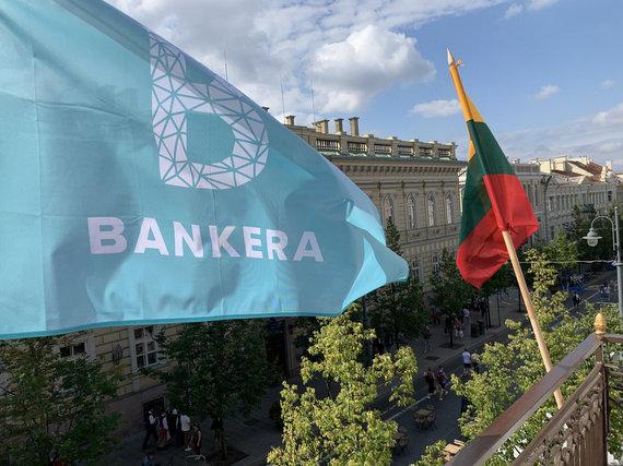 Bankera flag