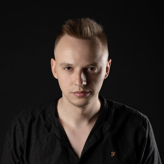 Tadas Maurukas. Photo BC Vilnius