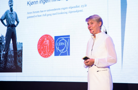 ISM University of Management and Economics/Anne Jorun Aas, CEO of Farmforce AS