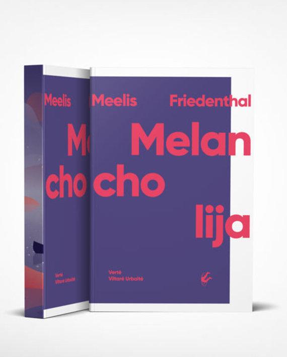 Knyga Melancholija