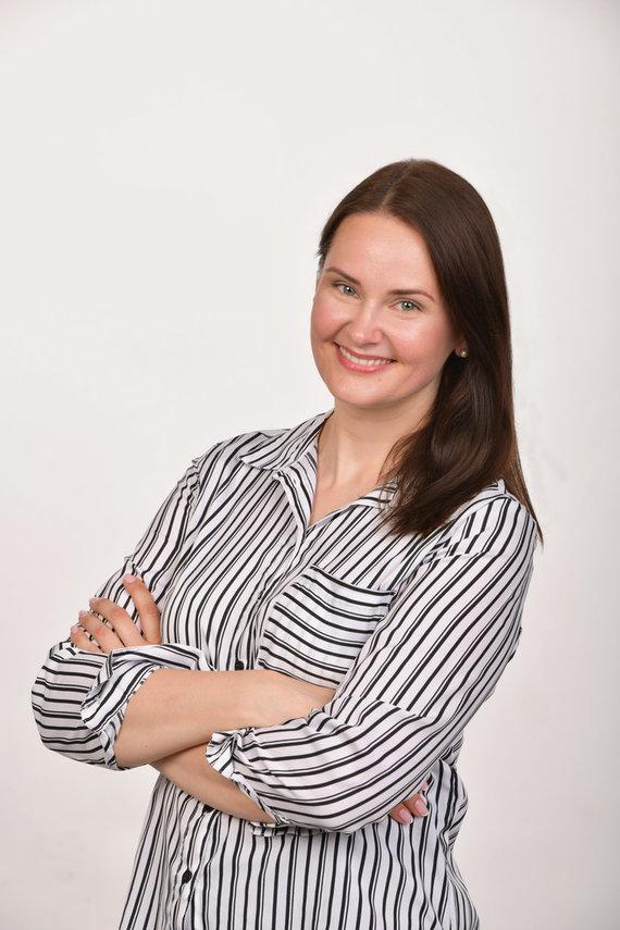 Dariaus Kučio nuotr./Agnė Gedminaitė - Miškinienė