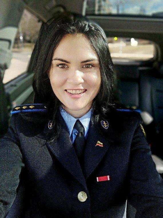Asmeninio albumo nuotr./Dovilė Jonuškaitė-Zunkienė