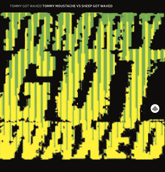 """Asmeninio albumo nuotr./""""Tommy Got Waxed"""" albumo viršelis"""