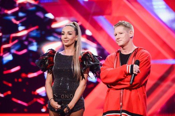 Fotodiena nuotr./Gerda Žemaitė ir Remigijus Sinkevičius