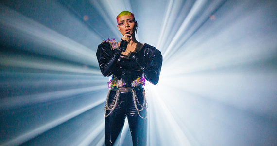"EBU /ANDRES PUTTING/""Eurovizijos 2021"" pirmasis pusfinalis"