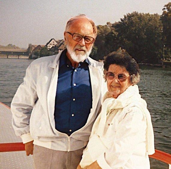 """15min nuotr./""""Janė ir Pranas"""" paskyros profilio nuotrauka"""
