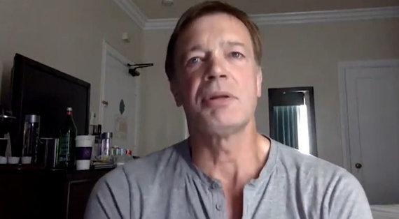 Youtube.com stop kadras /Andrew Wakefieldas