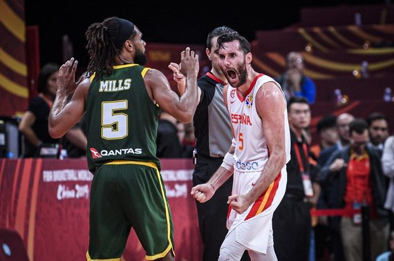 FIBA nuotr./Rudy Fernandezas