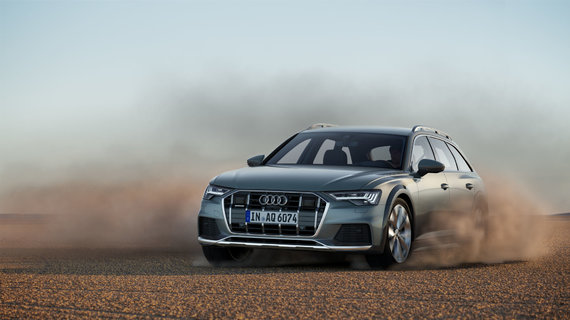 "Gamintojų nuotr./""Audi A6 allroad quattro"""