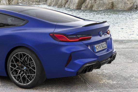 Gamintojo nuotr./Pristatyti sportiškiausi BMW automobiliai