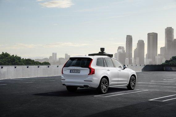 """Gamintojų nuotr./SUV """"Volvo XC90"""""""