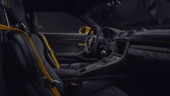 Porsche 718 Cayman GT4 4