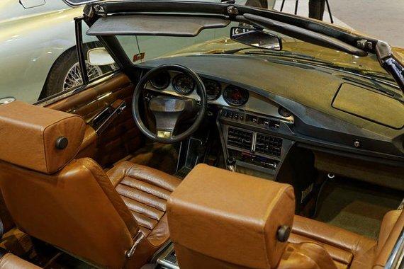 """Wikimedia nuotr./""""Citroën SM"""" salonas buvo stebėtinai prabangus ir kokybiškas"""