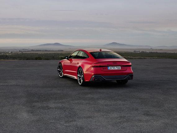 """Gamintojo nuotr./""""Audi RS 7 Sportback"""""""