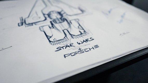 Gamintojų nuotr./Porsche SW