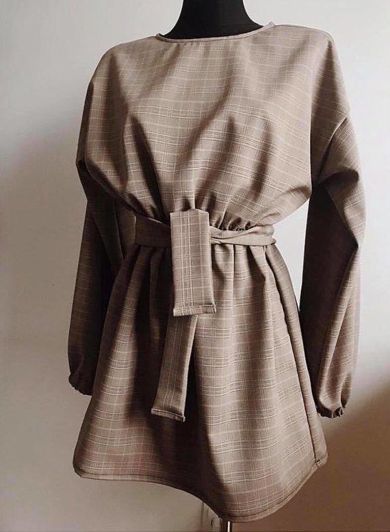 Asmeninio archyvo nuotr. /Saidos Pareštytės pasiūta suknelė