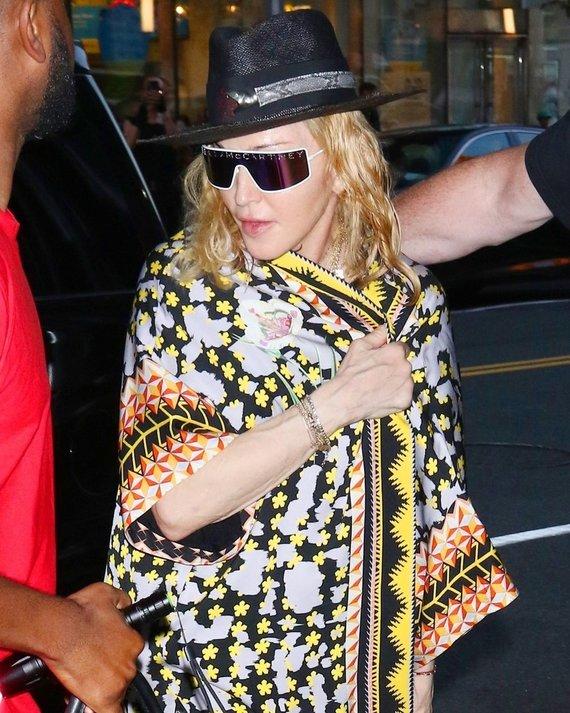 Vida Press nuotr./Dainininkė Madonna