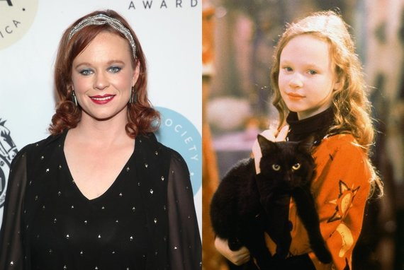 Vida Press nuotr./Thora Birch