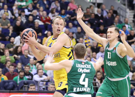 Euroleague.net nuotr./Luke'as Sikma