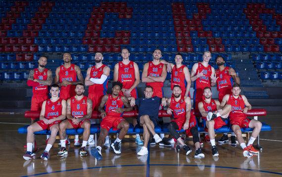 Euroleague.net nuotr./Maskvos CSKA