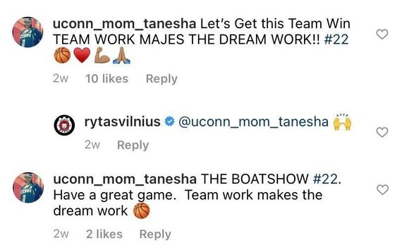 Instagram/Ryano Boatrighto mama – aktyvi sūnaus palaikytoja soc.tinkluose