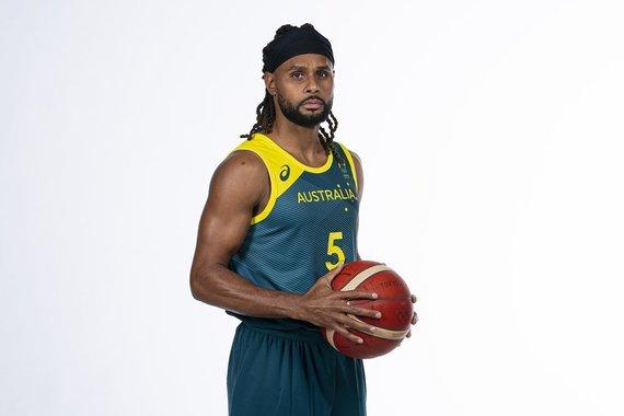 FIBA/Patty Millsas