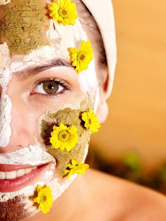 123RF.com nuotr./Taisyklinga veido odos priežiūra – prevencija prieš raukšles