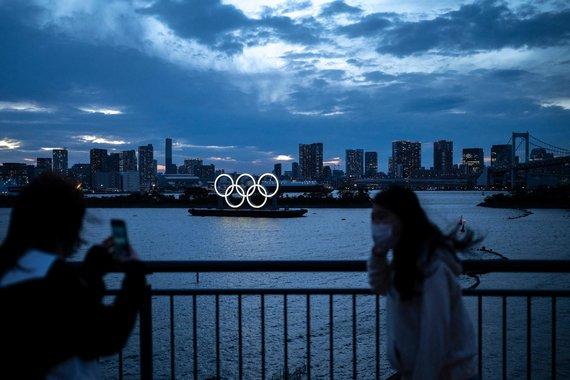 """""""Scanpix"""" nuotr./Tokijo olimpinės žaidynės"""