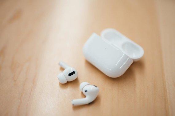 """Apple shop"" nuotr./AirPods Pro"