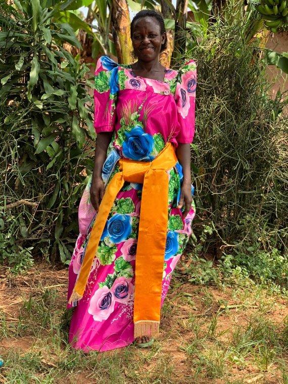 Asmeninio albumo nuotr./Agnė Kulitaitė Ugandoje (II dalis)