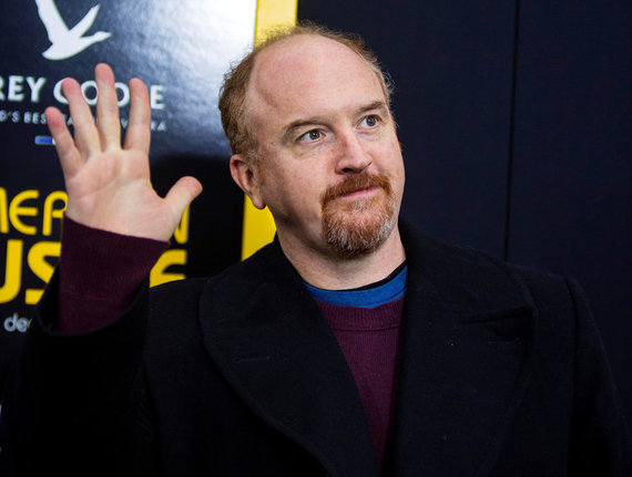 """Reuters""/""Scanpix"" nuotr./Louis CK"