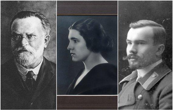 Wikipedia.org/Jonas Šliūpas, Vincė Jonuškaitė-Zaunienė, Martynas Yčas
