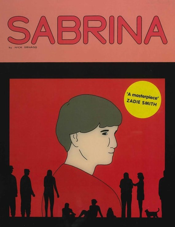 """Knygos viršelis/""""Sabrina"""""""