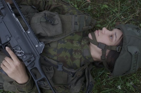 """""""Švelnūs kariai""""/ Kadras iš filmo"""