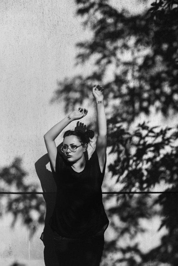 Arcana Femina / autoportretas
