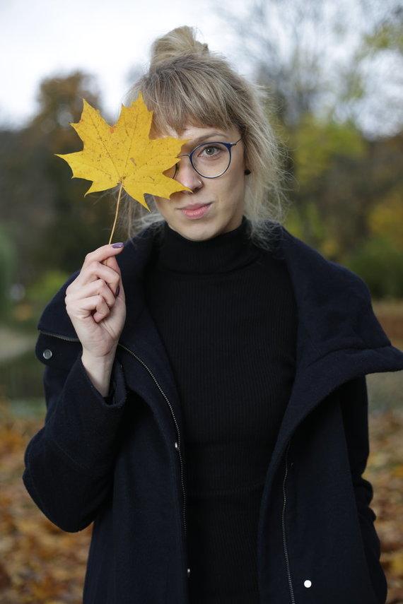 Asmeninio archyvo nuotr./Eglė Ramoškaitė