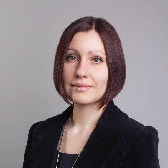 ISM nuotr./ISM Vadybos ir ekonomikos universiteto matematikos dėstytoja ir mokymosi proceso inovatorė Kristina Aldošina
