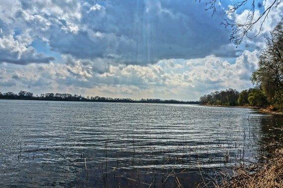 Namude.lt nuotr./Žemės sklypas ant vaizdingo Erzvėto ežero kranto Ignalinos r., Kukutėlių k., 23 000 eur