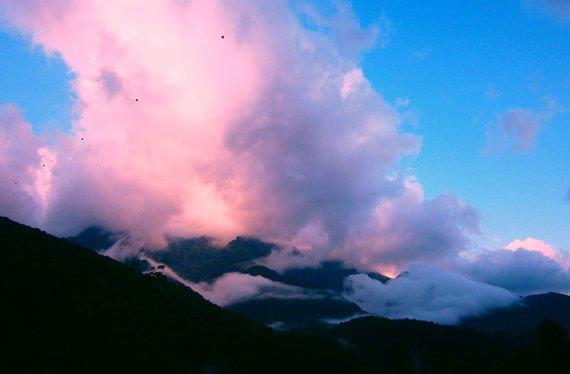 Šveicarija,Alpės