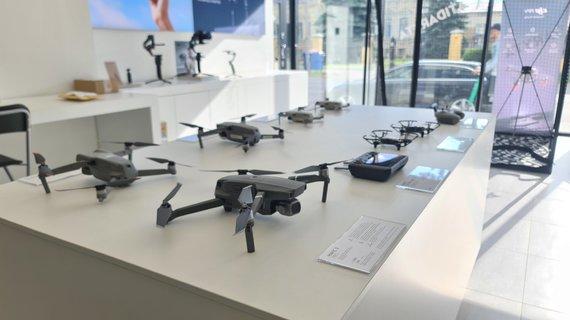 Asmeninio archyvo nuotr./dronai