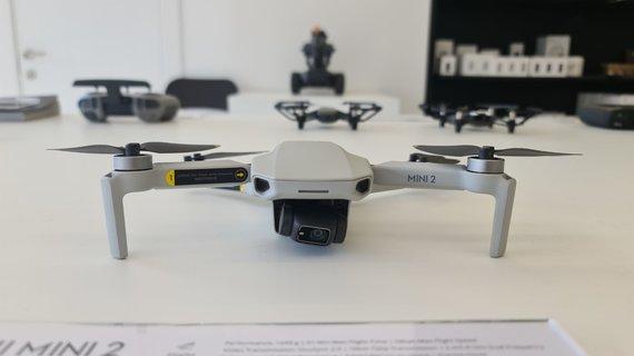 Asmeninio archyvo nuotr./dronas