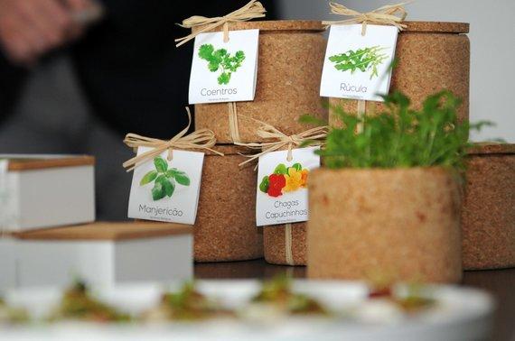 """Asmeninio albumo nuotr./""""Vieni pirmųjų Lietuvai pasiūlėme augančias dovanas: atvirutes, knygų skirtukus, vizitines korteles iš perdirbto popieriaus, kurių viduje integruotos augalų sėklos"""", – intriguoja Greengifts.lt verslo vystytojas ir vadovas Justinas Savickas"""