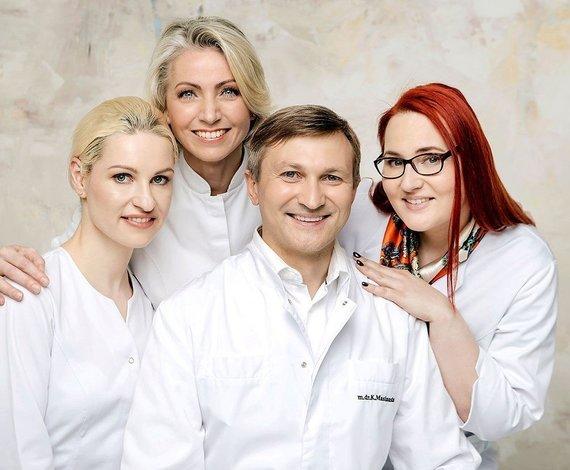 Razauskai photograpy nuotr./Asta Dumbliauskienė su komanda