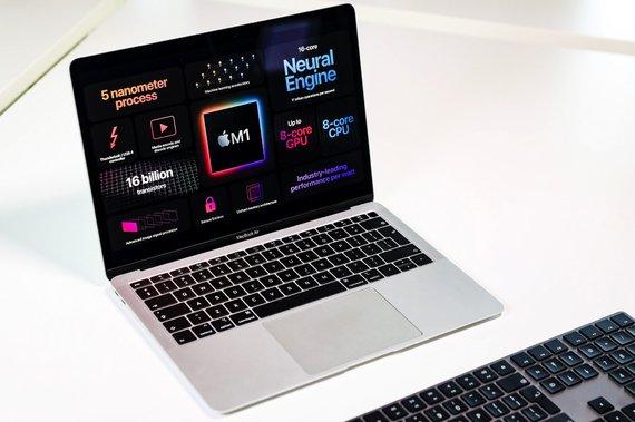 """Partnerio nuotr./Naujasis """"MacBook Air"""": namams, studijoms ir darbui"""