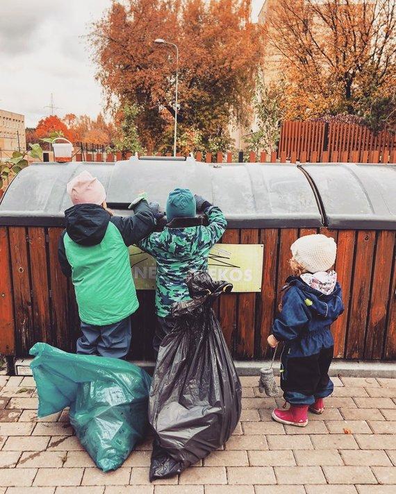 Partnerio nuotr./5 paprasti žingsniai tvarumo link pagal Simoną Urboną