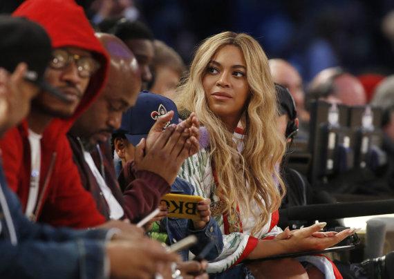 """""""Scanpix"""" nuotr./Beyonce"""