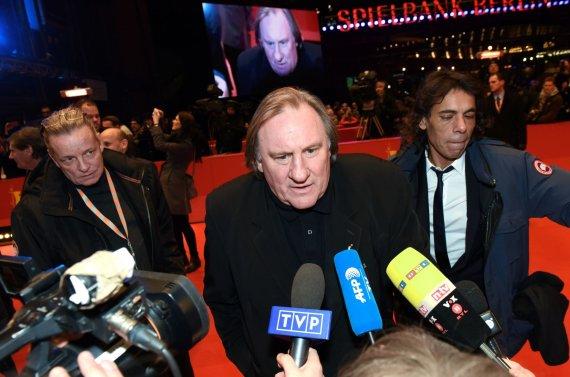 """Scanpix"" nuotr./Gerard'as Depardieu"