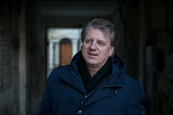 Juliaus Kalinsko / 15min nuotr./Saulius Čaplinskas