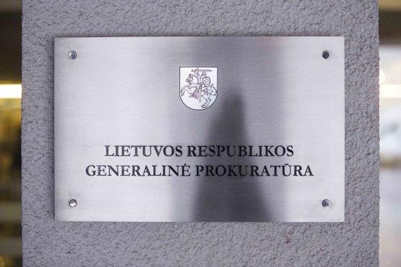 Irmanto Gelūno / 15min nuotr./Lietuvos Respublikos generalinė prokuratūra