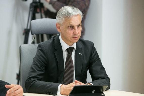Žygimanto Gedvilos / 15min nuotr./Povilas Urbšys